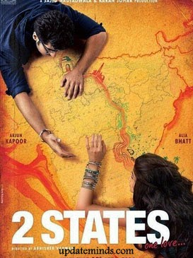 bollywood top 10 2014 2 states