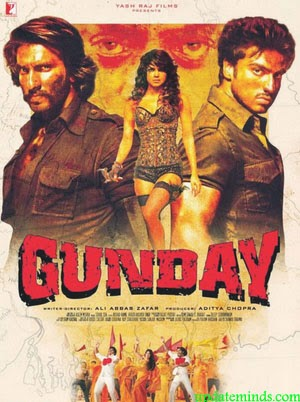 Bollywood top 10 movies gunday
