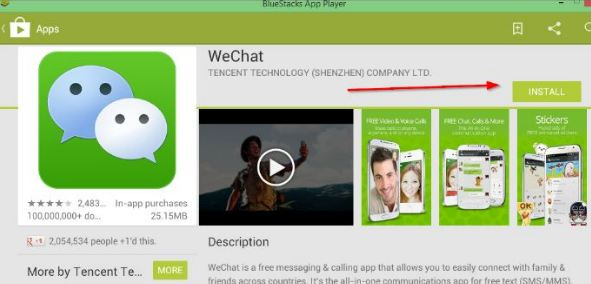 wechat for windows 8.1