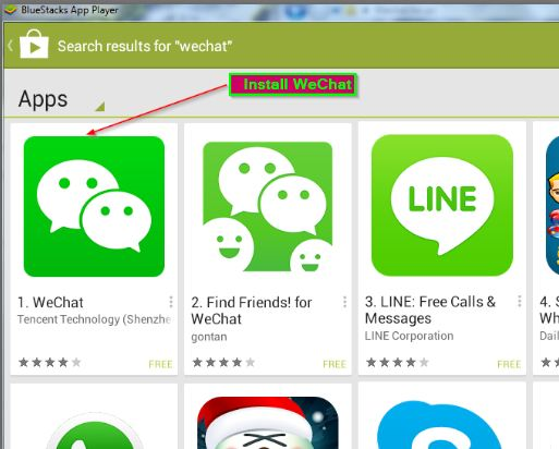 download wechat for windows 8