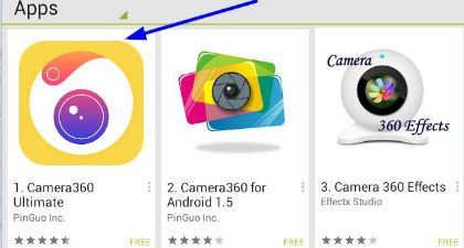 Download Camera 360 for Laptop/PC – Camera360 for Windows 8 1/8 PC*!