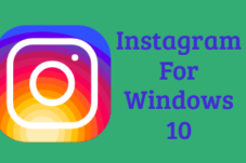 Instagram APK For Windows 10/7/8 PC/Laptop
