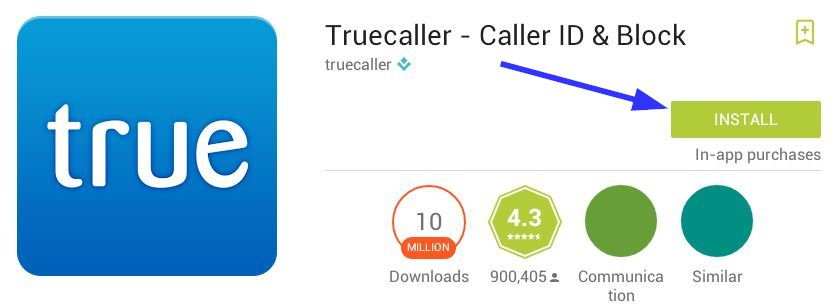 Truecaller 8. 73. 7 mobile app for windows pc download it ozonsoft.