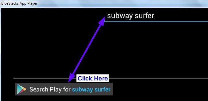 subway surf for windows 8.1