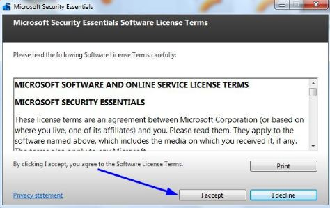 microsoft security essentials windows 8