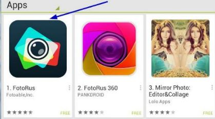 Download fotorus for android, ios, blackberry and pc (windows xp.