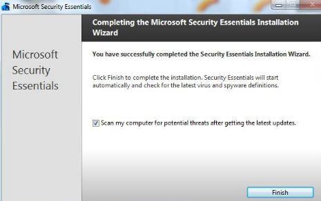 Microsoft Security Essentials Vista Free Download For 32 bit