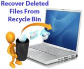 recover deleted files recycle bin