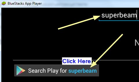 superbeam for pc free download filehippo