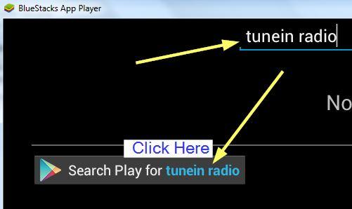 Download TuneIn Radio For PC/Laptop Windows 8, 8 1 or 7