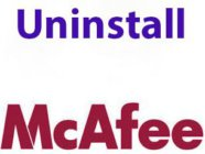 uninstall mcafee windows 8.1