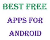 best top free android apps