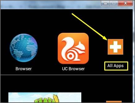 showbox app navigation