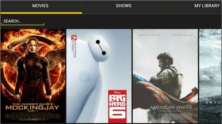 showbox featured shows
