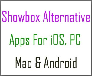showbox alternative apps
