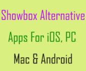 showbox alternative apps