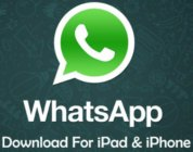 download whatsapp for ipad air