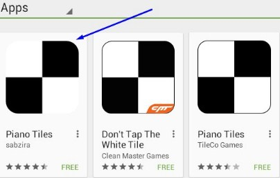install piano tiles