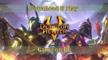 dungeon hunter pc