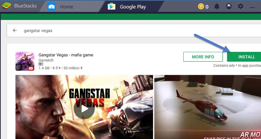 Gangstar Vegas For PC Download Game Free to Windows 10