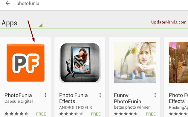 free photofunia software