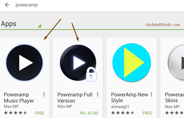 poweramp app free