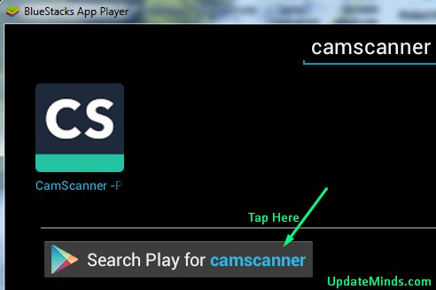 camscanner windows