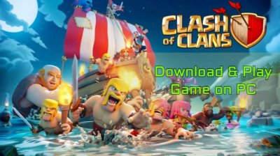 clash of clans pc windows